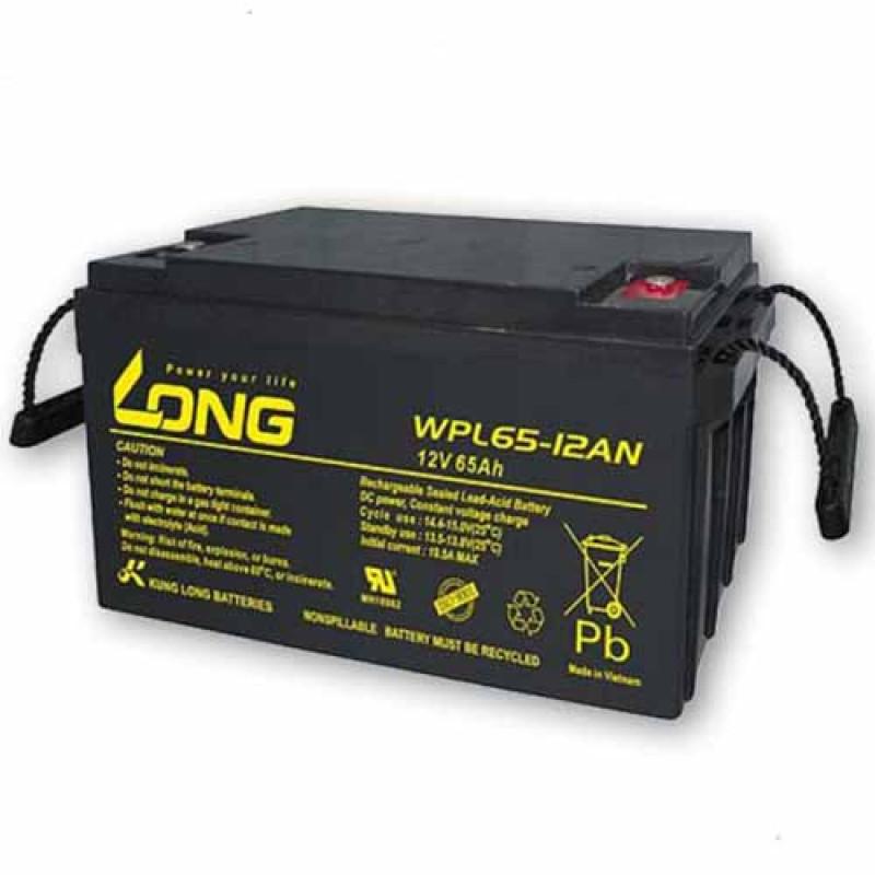LONG 12V 65A Dry Battery