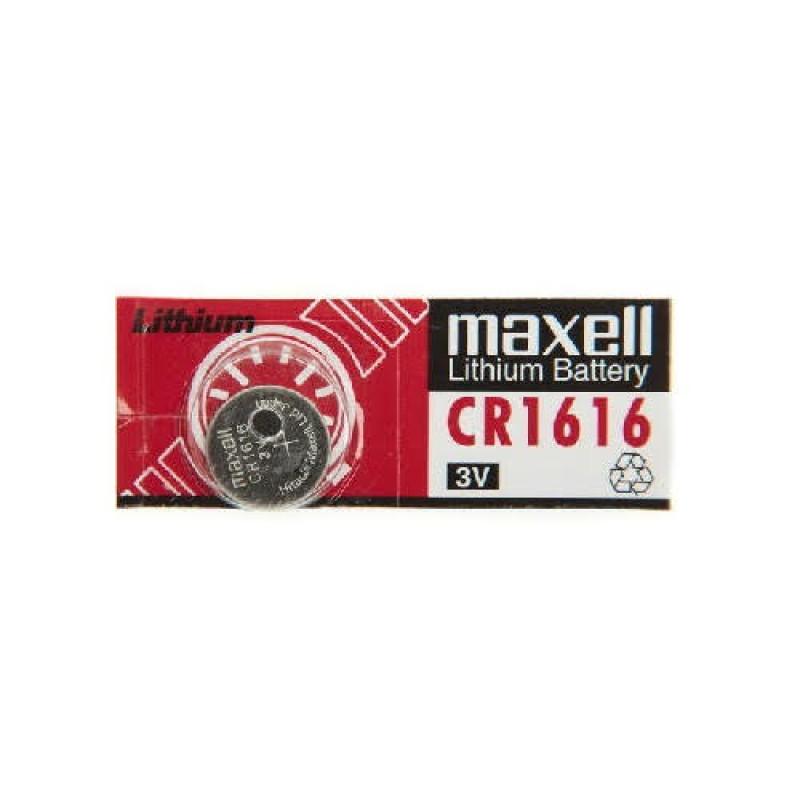 Maxell 3V Lithium Battery CR1616
