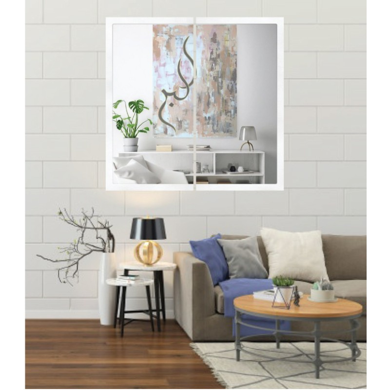 Wall Frames 2 Pieces Set Canvas – Digitally Printed Wall Canvas F-140