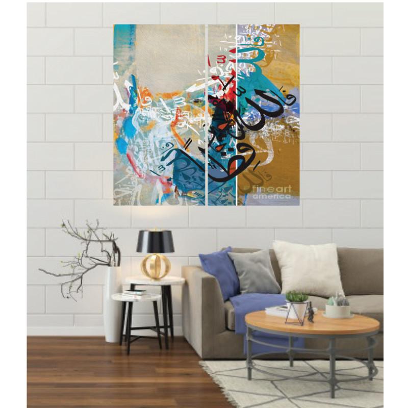 Wall Frames 2 Pieces Set Canvas – Digitally Printed Wall Canvas F-192