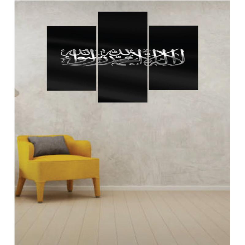Wall Frames 3 Pieces Set Canvas – Digitally Printed Wall Canvas TI-181
