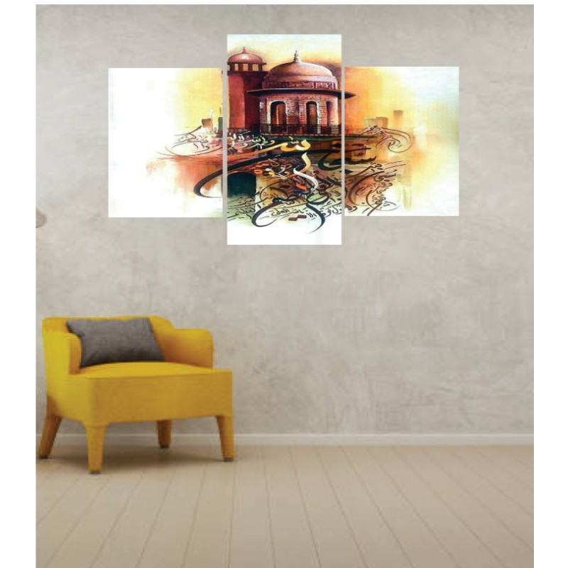 Wall Frames 3 Pieces Set Canvas – Digitally Printed Wall Canvas TI-47