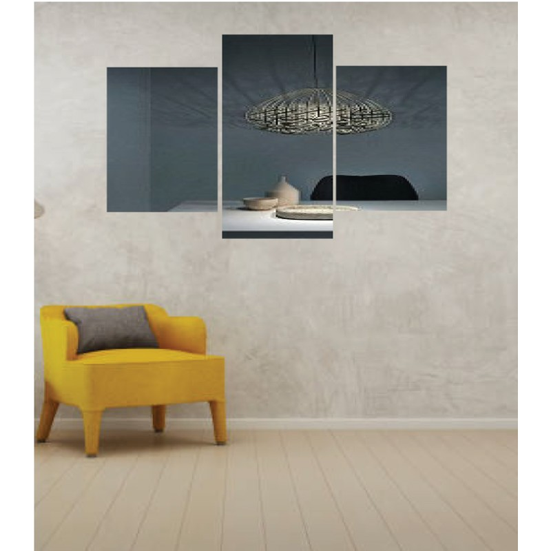 Wall Frames 3 Pieces Set Canvas – Digitally Printed Wall Canvas TI-90