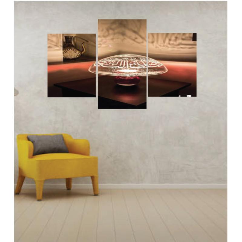 Wall Frames 3 Pieces Set Canvas – Digitally Printed Wall Canvas TI-106
