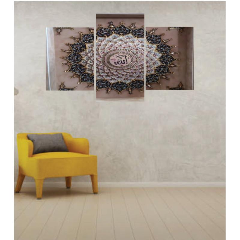 Wall Frames 3 Pieces Set Canvas – Digitally Printed Wall Canvas TI-19