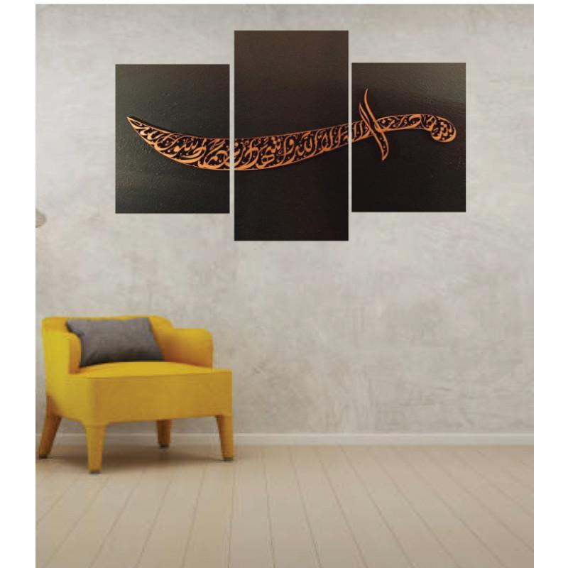 Wall Frames 3 Pieces Set Canvas – Digitally Printed Wall Canvas TI-2