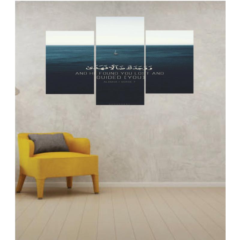 Wall Frames 3 Pieces Set Canvas – Digitally Printed Wall Canvas TI-24