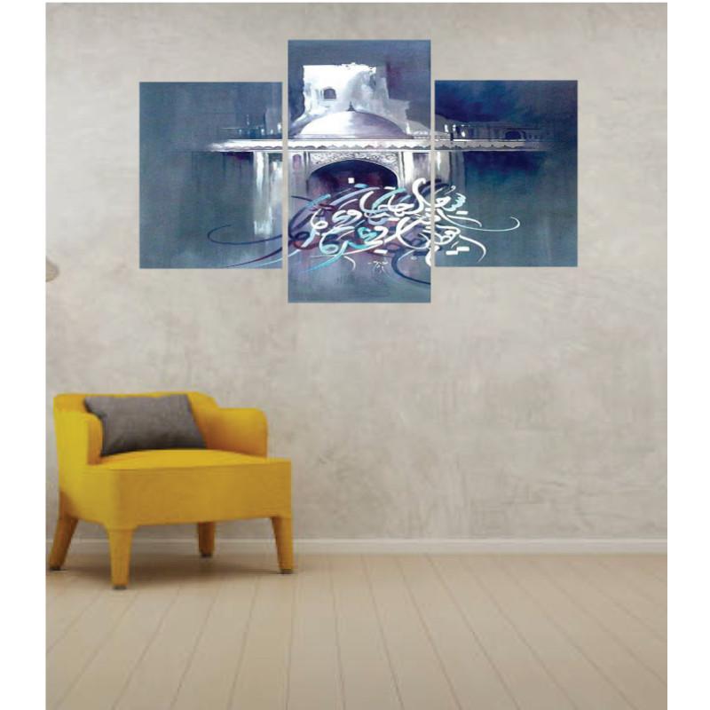 Wall Frames 3 Pieces Set Canvas – Digitally Printed Wall Canvas TI-30