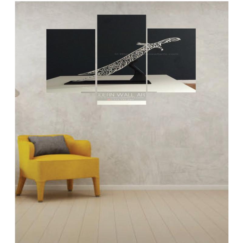 Wall Frames 3 Pieces Set Canvas – Digitally Printed Wall Canvas TI-43