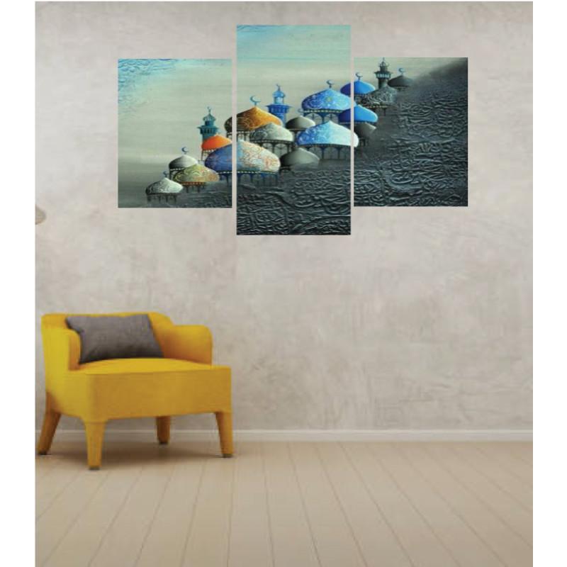 Wall Frames 3 Pieces Set Canvas – Digitally Printed Wall Canvas TI-56