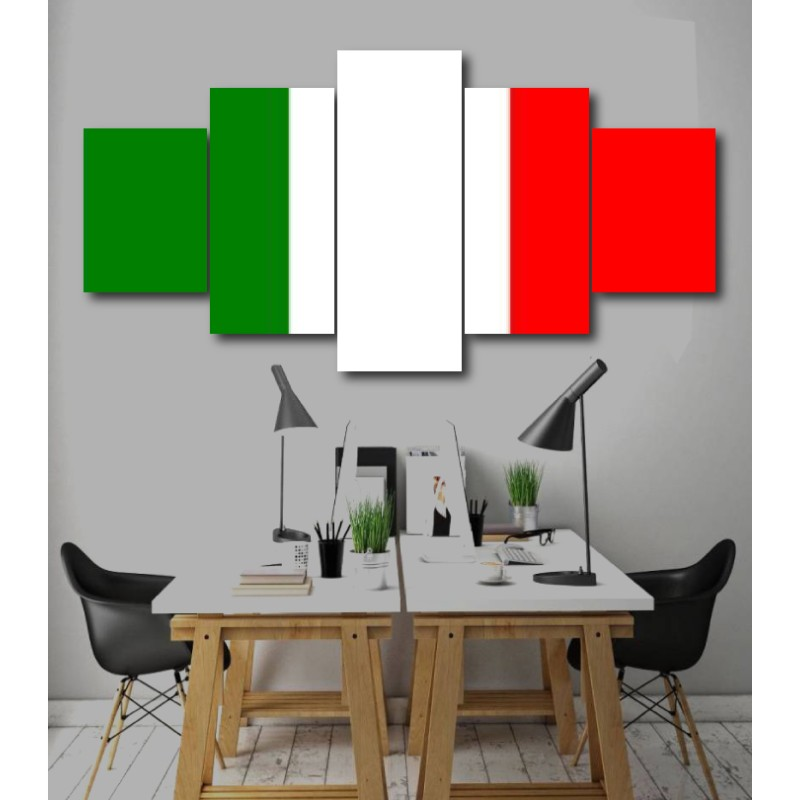 Wall Frames 5 Pieces Set Canvas - Digitally Printed Wall Canvas  post-228