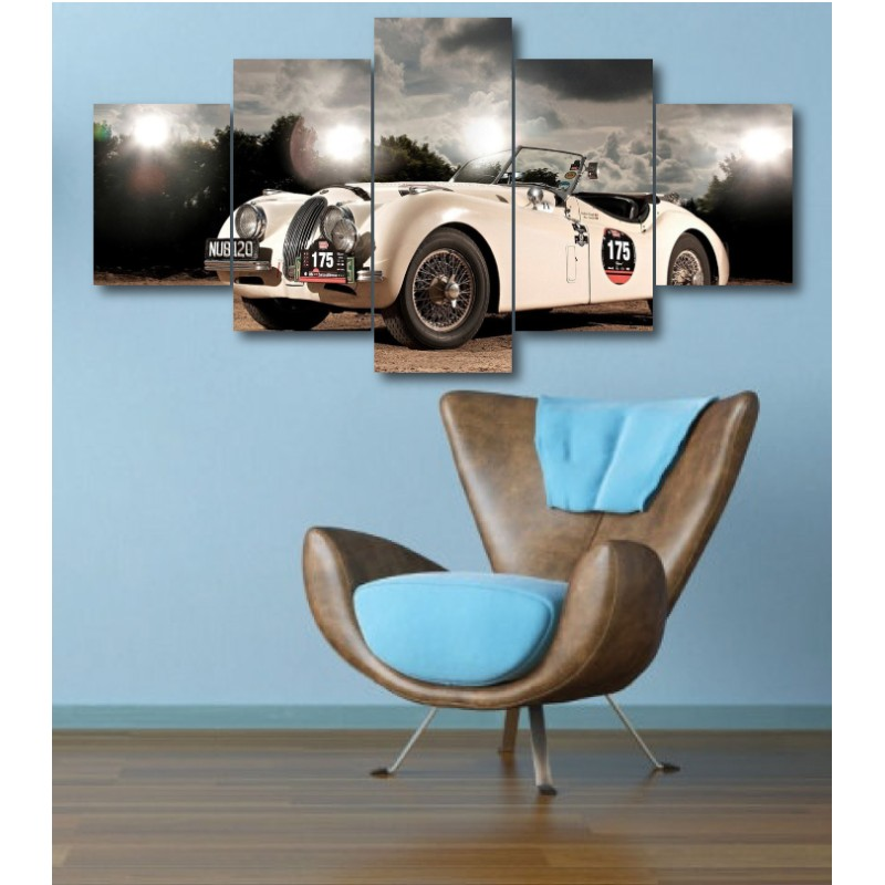 Wall Frames 5 Pieces Set Canvas - Digitally Printed Wall Canvas  post-343