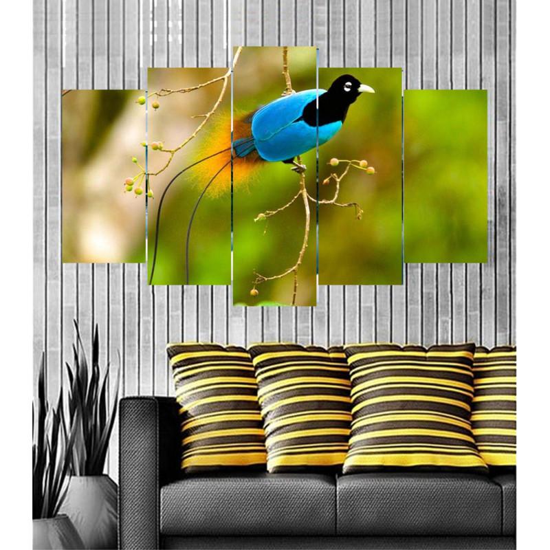 Wall Frames 5 Pieces Set Canvas - Digitally Printed Wall Canvas  post-58