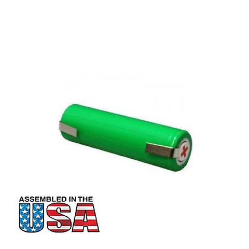 1.2V 800mAh AA Size Battery for Trimmer/Shaver