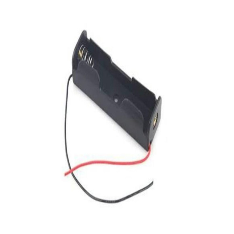 18650 3.7V Battery Holder For 1 Cell
