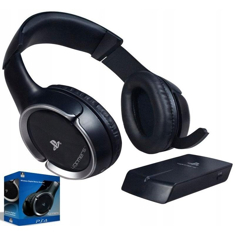 4Gamers PS4 Wireless Digital Stereo Headset - SLEH-00270