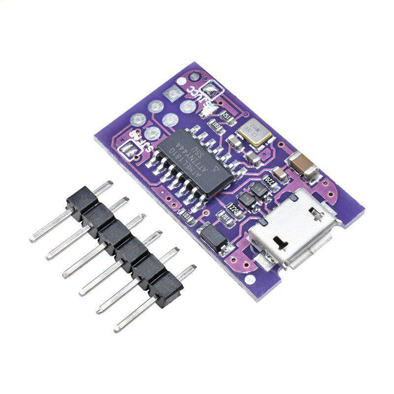5V Micro USB Tiny AVR ISP ATtiny44 USB Tiny ISP Programable