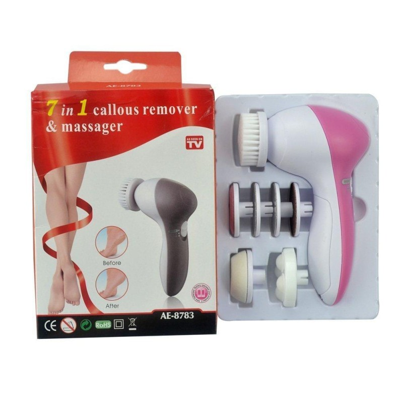 7 in 1 Callous Remover & Massager