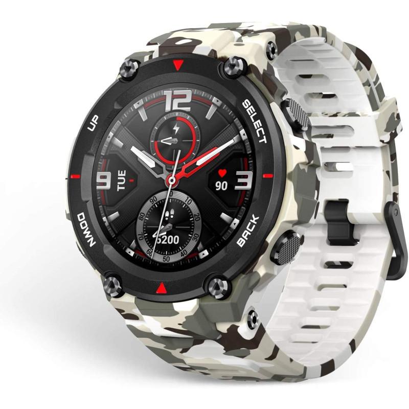 Amazfit T-Rex Camo Smart Watch