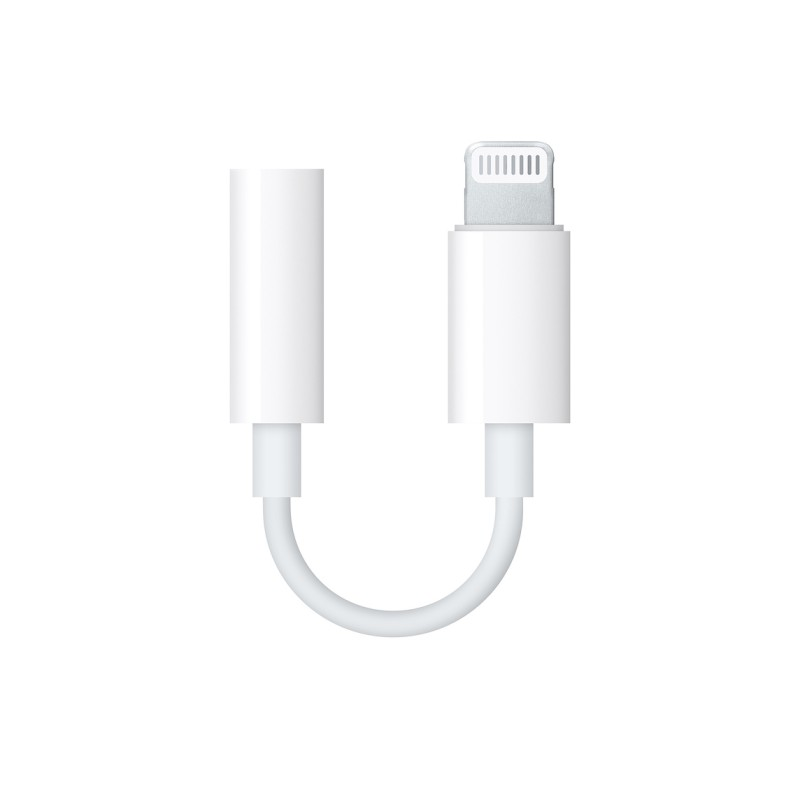 Apple Lightning Headphone Jack Adapter