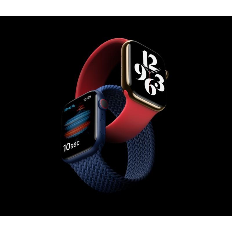 Apple Watch Series 6 44mm One Year International Warranty