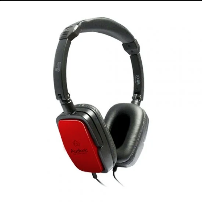 Audionic DJ-103 HI-FI Headphone With Mic & Volume Control