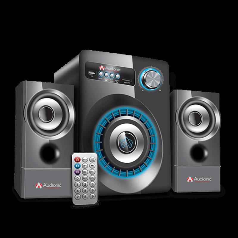 Audionic MAX-230 2.1 Bluetooth Speaker