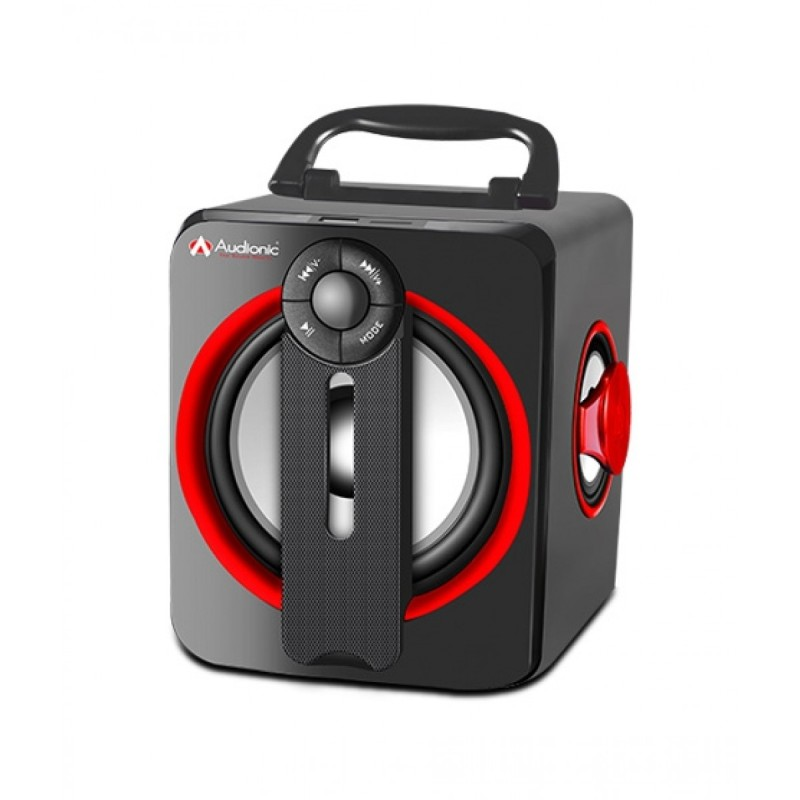 Audionic REX 4 TF CARD/USB/MIC/BATTERY CHAIN/FM/BLUETOOTH/REMOTE