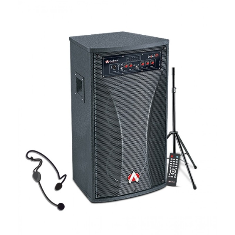 Audionic Taraweeh TW-165 RECHARGEABLE/MIC/STAND