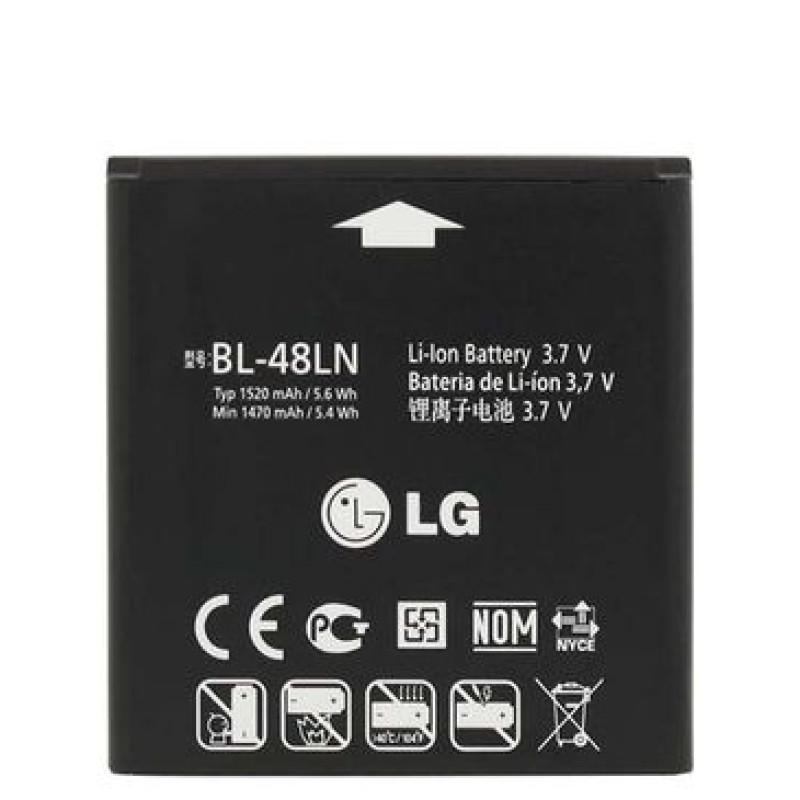 BL-48LN – Battery For LG T-Mobile MyTouch Q 4G – 1520mAh – Black