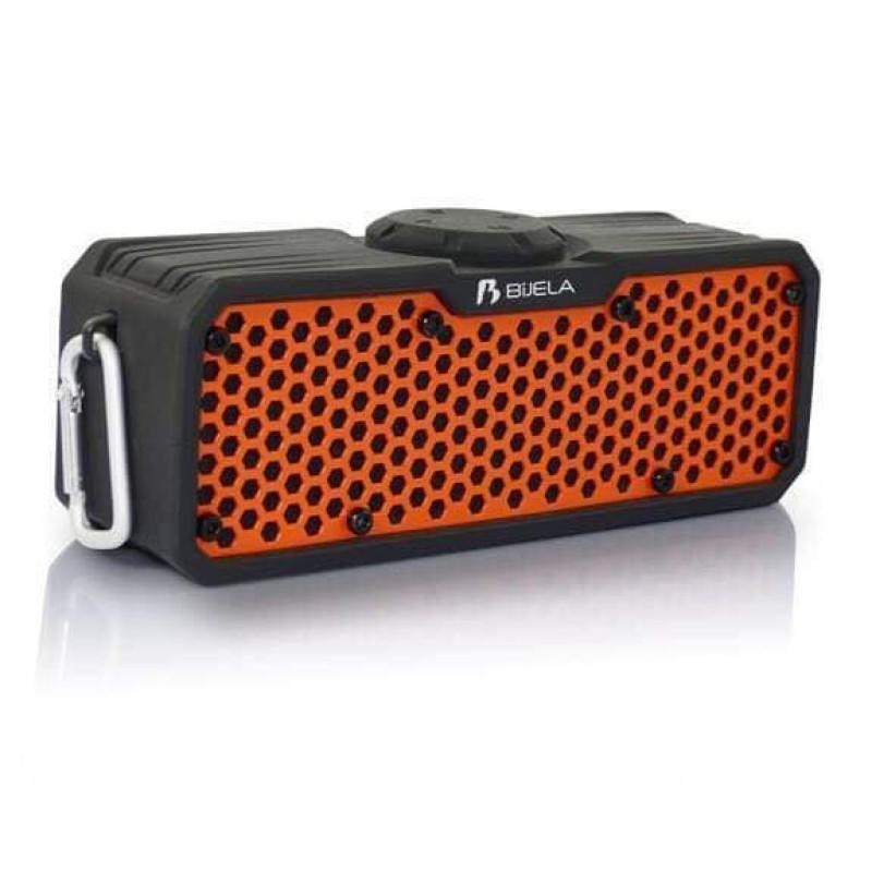 BiJELA Bluetooth Speaker Water Proof -7 Hours Play Time
