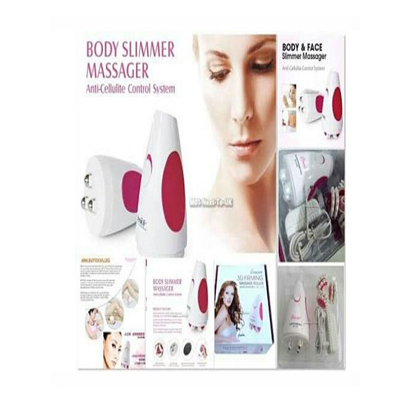 Body Slimmer Massager Anti-Cellulit Control System