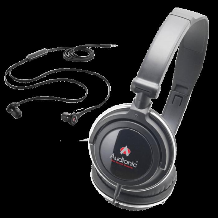 Audionic C3 Combo Headphone