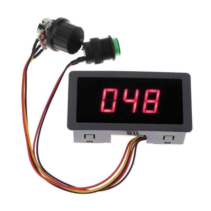 CCM5D Motor PWM Speed Controller With Digital LED Display