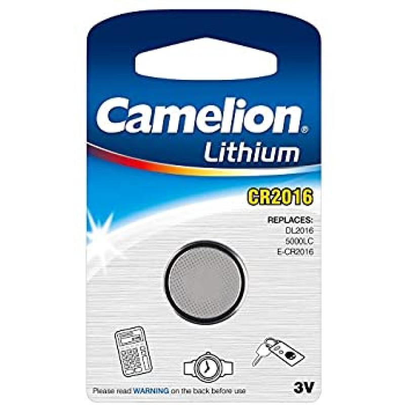 Camelion 3V Lithium Battery CR2016