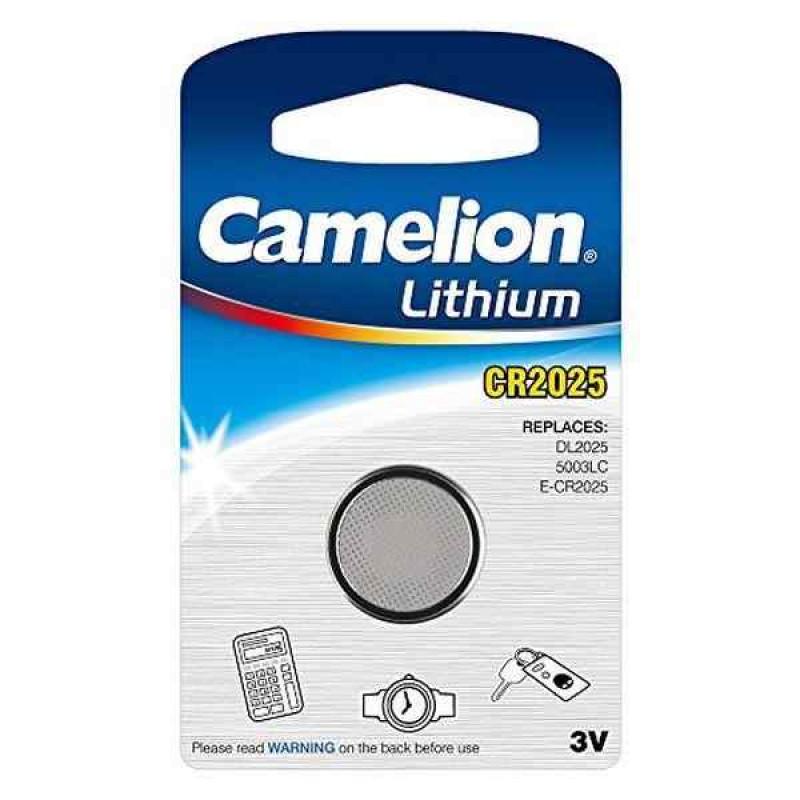Camelion 3V Lithium Battery CR2025