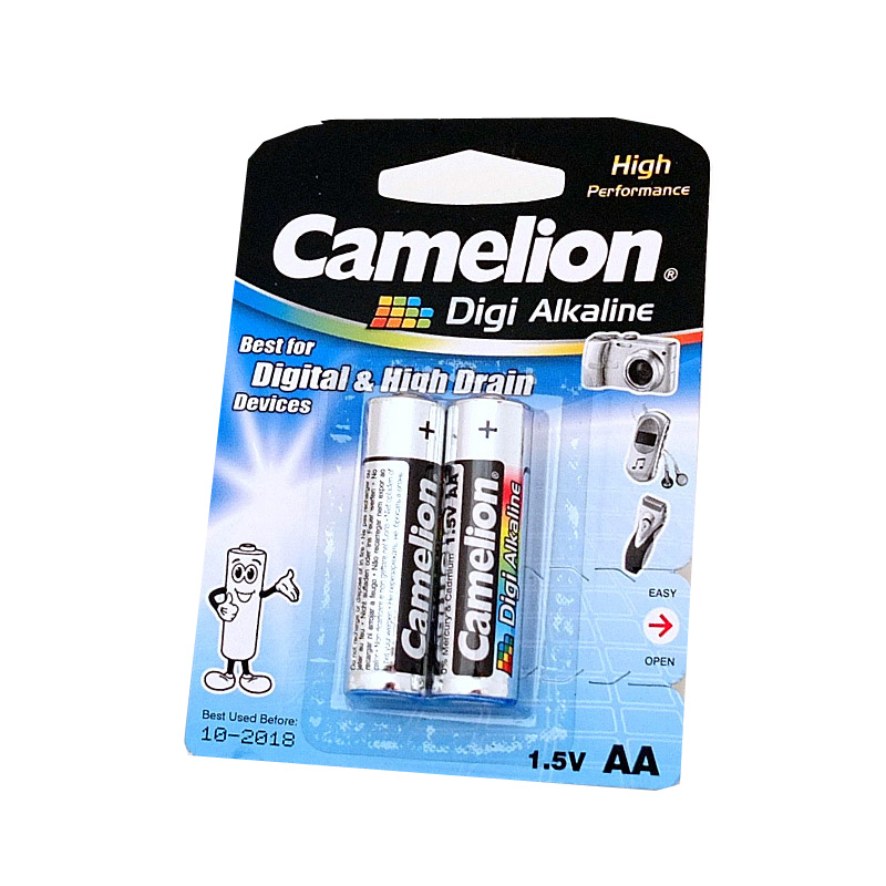 Camelion AA Digi Alkaline Battery (Pack of 2)