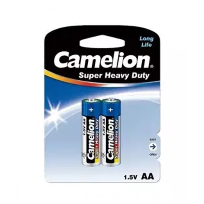 Camelion AA Super Heavy Duty (Pack of 4)
