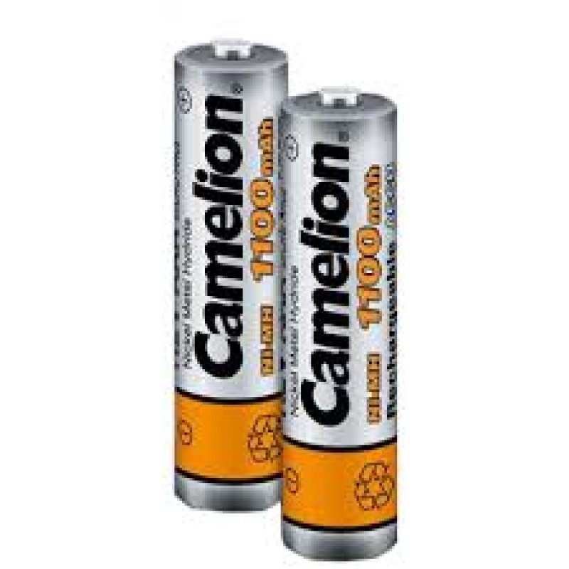 Camelion AAA 1100mAh Rechargeable Battery (Pack of 2)