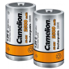 Camelion C Size Rechargeable Batteries 2500mAh (Pack of 2)