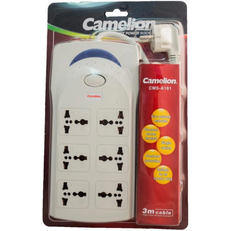 Camelion CMS-161 3 Meter Extension Wire with Fuse Protection
