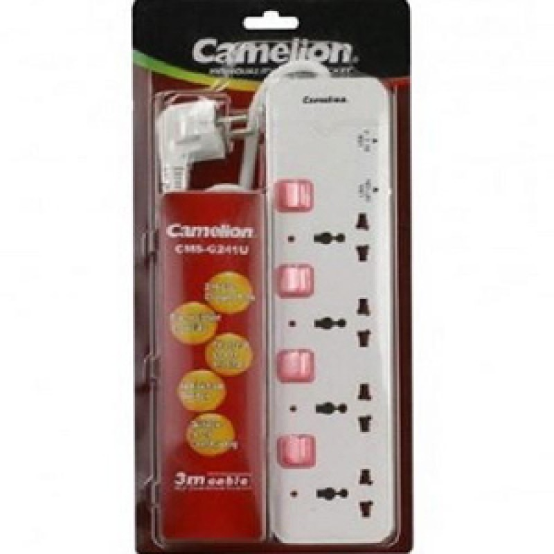 Camelion Extension G-241 Dual USB