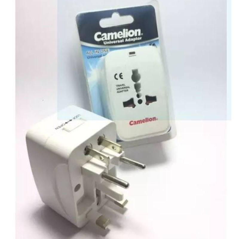 Camelion Universal Travel Adapter