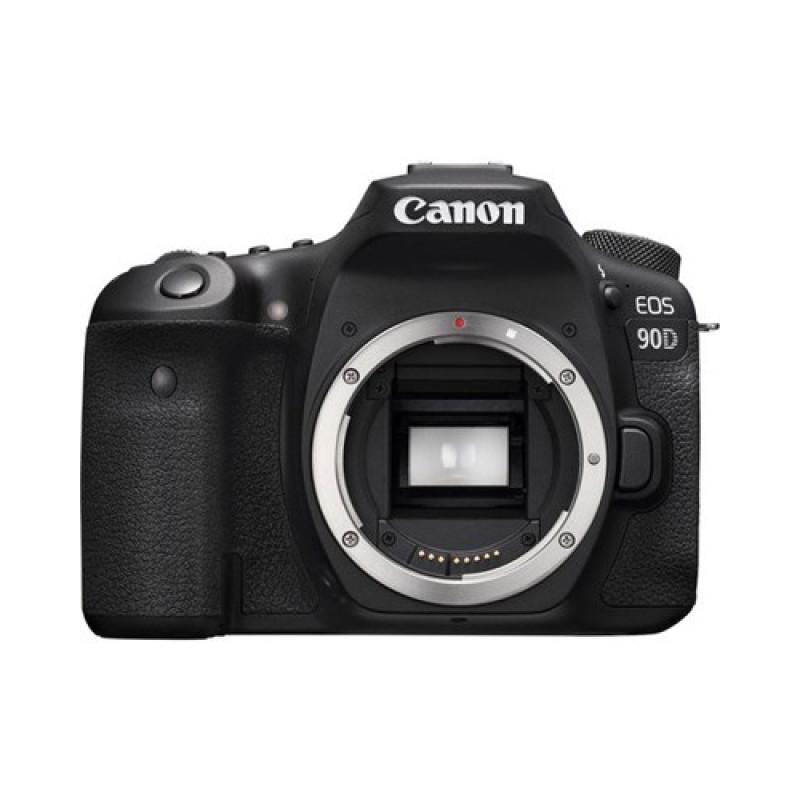 Canon 90D EOS DSLR Camera (Body)