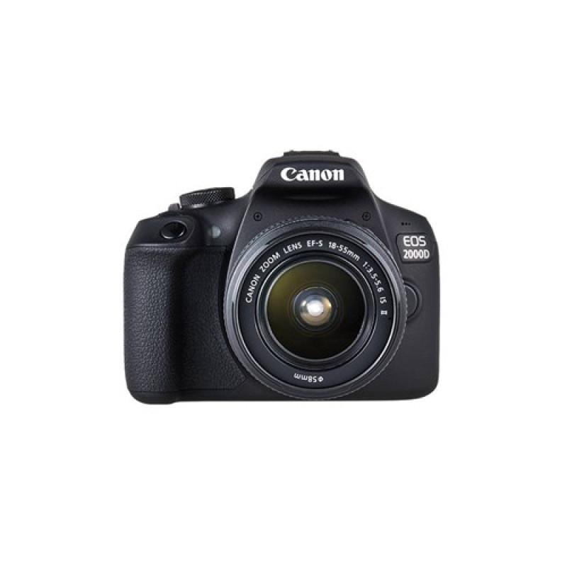 Canon EOS 2000D Camera Kit (EF-S 18-55 III)