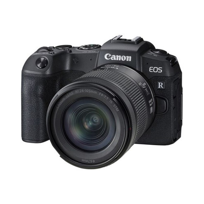 Canon EOS RP Mirrorless Digital Camera with 24-105mm f4-7.1 Lens