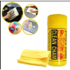 Clean Cham Synthetic Chamios Magic Cleaning Towel for Kitchen and Car
