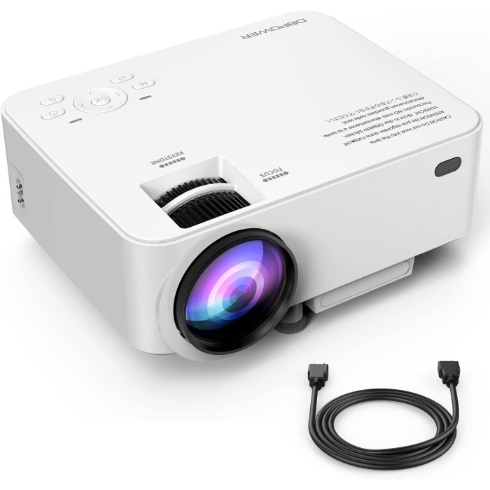 DB Power T20 Projector