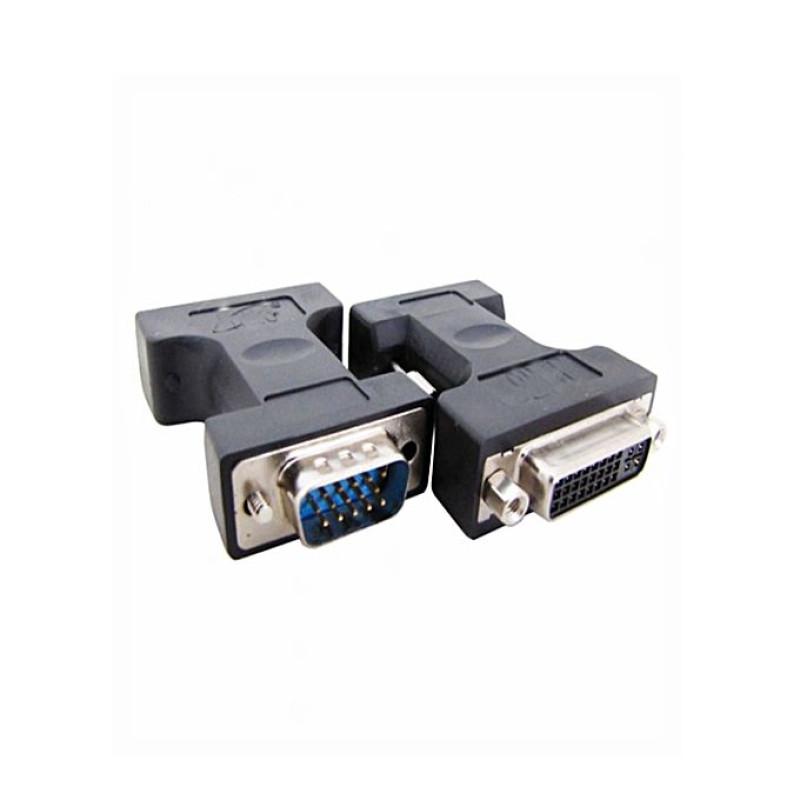 DVI Adapter Female To VGA Male