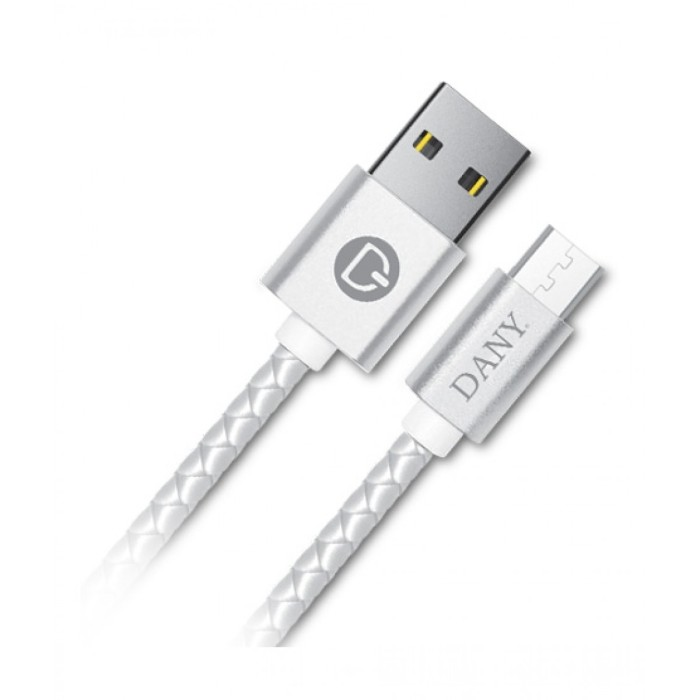 Dany B-550 Branded Leather-Andrioid Cable
